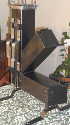 Cocina Rocket Stove - $ 600,00 en MercadoLibre                              …