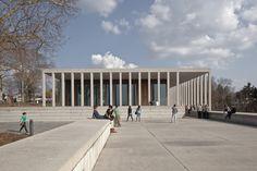 Museum of Modern Literature,© Ute Zscharnt