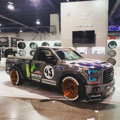 Mini Trucks, Lifted Trucks, Ford Trucks, Pickup Trucks, Custom Trucks, Custom Cars, Ford Lightning, Single Cab Trucks, Van