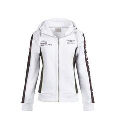 Bentley Motorsport Ladies Hoodie by Bentley - Choice Gear Motorsport Clothing, Race Day, Wetsuit, Motorcycle Jacket, Hoodies, Stylish, Lady, Swimwear, Model