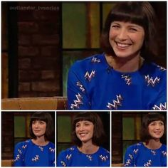 New collage of #rteone late late show in Dublin, Friday, febuary 16, 2018 #caitrionabalfe via ✨ @padgram ✨(http://dl.padgram.com)