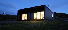 Modern self build house kits from Hebridean Contemporary Hom