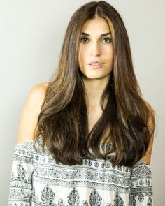Blowout Hairstyle Fascinating Long  Midlength Hairstyles Glamorous Blowouts To Tryglamorous