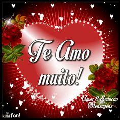 Amor & Sedução Mensagens, Poemas e Cartões Morning Pictures, Love You, My Love, No One Loves Me, Beautiful Roses, First Love, Love Quotes, Christmas Bulbs, Marriage