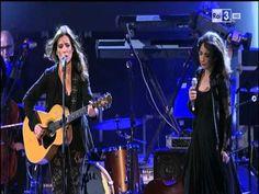 Paola Turci e Elena Ledda - Preghiera in gennaio - YouTube