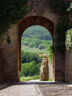 Tuscan doorway - Italy  by mathew-lodge.jpg