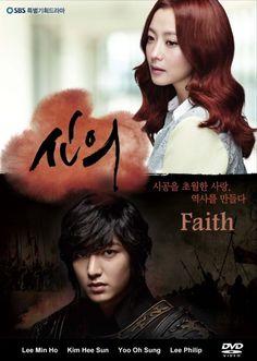 Faith-Lee Min-ho & Kim Hee-sun