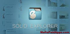 Solid Explorer FULL v2.2 build 100095 Beta Apk   This is Solid Explorer File and Cloud ManagerPlease note that this is a 14 day trial versionIf you own the Solid Explorer Unlocker you can use the premium version for free! Tl;dr: - Material Design! - Two independent panels serving as file browsers - Rich customization options: icons sets color schemes themes - Drag and Drop inside and between panels - FTP SFTP WebDav SMB/CIFS clients - Ability to read and extract ZIP 7ZIP RAR and TAR archives…
