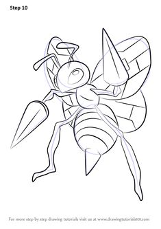Learn How to Draw Rayquaza from Pokemon (Pokemon) Step by