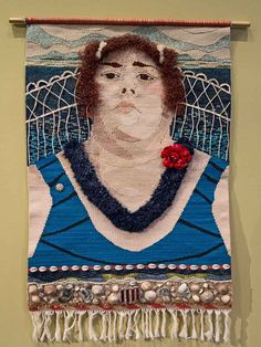 """Rebecca Mezoff, Tapestry Artist: The """"missing"""" tapestries at ATB9"""