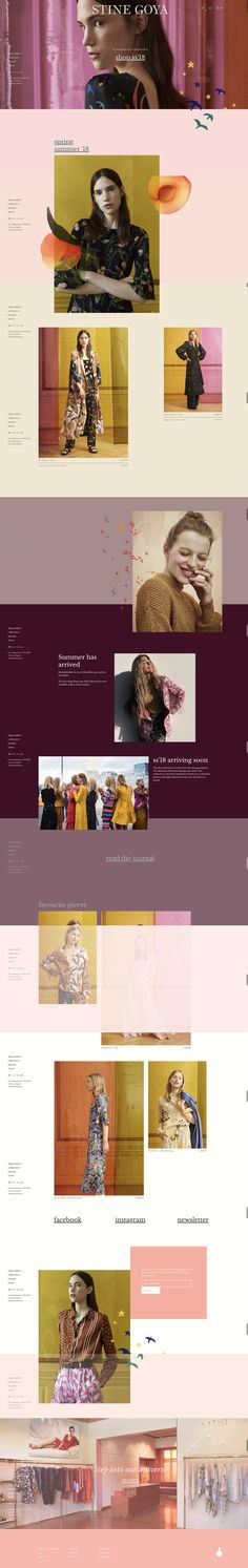 Bringing more feeling and texture and life to Web Design.