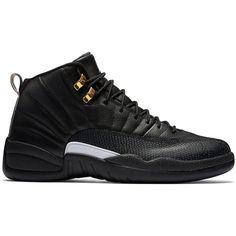 """Air Jordan 12 Retro """"The Master"""" ❤ liked on Polyvore featuring shoes"""