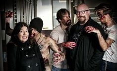 QUT academics Dr Debra Polson and Dr Tim Milfull are running a public zombie research seminar about the continued popularity of zombies in pop culture.