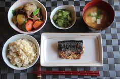 Japanese Dinner Menu 1 - Japanese Cooking 101