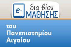 Αποτέλεσμα εικόνας για Δια Βίου Εκπαίδευση με e-Learning αιγαίου Logos, Logo