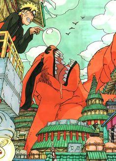 Naruto anf Kurama