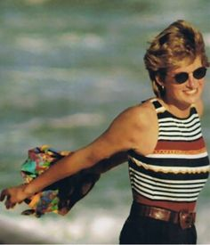 Diana--I bet she was such a blast to be around!