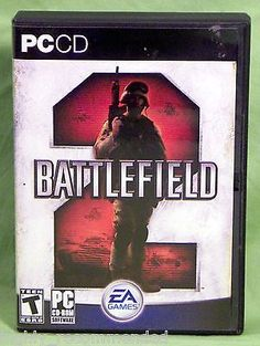 Battlefield 2 (PC, 2005) All-Out War on the Modern Battlefield