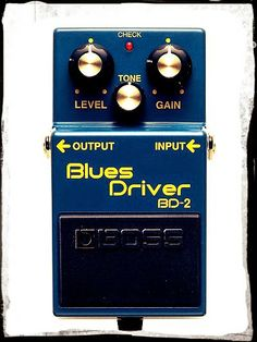 Deal on Boss Blues Drive #Guitar Pedal: $49