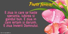 Paste fericit! Happy Easter, Past, Happy Easter Day, Past Tense