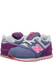 New Balance Kids  574 Glacial (Infant/Toddler)