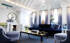 How to choose curtainsModern Home Interior Design