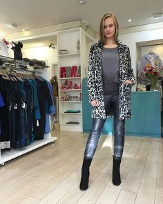 When you can't get enough of #grey 061415932 #instafashion #instadaily #stylist #odonnellboutique #outfitoftheday #fiftyshadesofgrey #nofilterneeded #nofilter #stylist #style