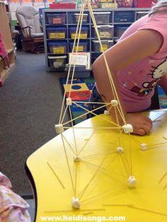 STEM Lessons for Kindergarten #Spectrum #STEM #lessons