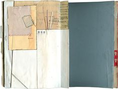 Sketchbooks and Drawings : Isaac Tobin