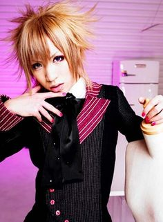 Ayabie. #Visual Kei