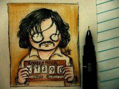 Sirius Black by naldojunio