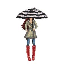Peyote Stitch, Bead Patterns, Beaded Earrings, Beads, Crochet, Design, Glass, Toddler Girls, Beading