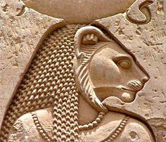 Sekhmet (detail) Katnak