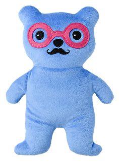 POP! Mister Hipster - Warmies. SHOP HIER: http://www.warmies.de/epages/warmies.sf/de_DE/?ObjectPath=/Shops/warmies/Products/16010