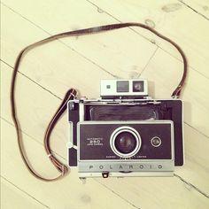 Polaroid Land Camera 250 #vintage #cameraporn