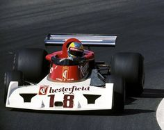 Conny Andersson, Surtees-Ford TS19, 1976 Dutch GP, Zandvoort
