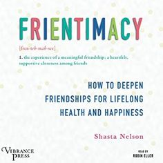 """Buy her a gift certificate to audible.com so she can pick a book to listen to from bed!  One idea:  ;)   """"Frientimacy: How to Deepen Friendships…"""