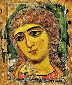 Archanioł Gabriel, z rangi głównej deesis Jan van Eyck Egypt Mummy, Jan Van Eyck, Roman Era, Archangel Gabriel, Russian Icons, Roman Fashion, Byzantine Icons, Russian Orthodox, Orthodox Icons
