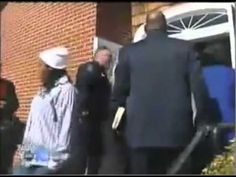 Police Break Up A Fight In Church & Arrest Pastor