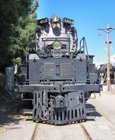 UP 4-8-8-4 Steam Engine, Articulated, Big Boy # 4014