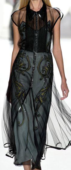 Carolina Herrera Ready To Wear Spring 2013