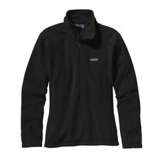 Add your company logo to the Patagonia Micro D Jacket Made of ultrasoft quick-drying polyester micro-fleece (85% recycled). Full-zip jacket with a zip-through stand-up collar. With set-in sleeves and