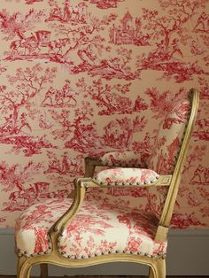 Manuel Canovas for bedroom