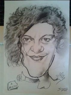 Los mejores recuerdos personalizados y originales en una #caricatura http://www.elcaricaturas.com/