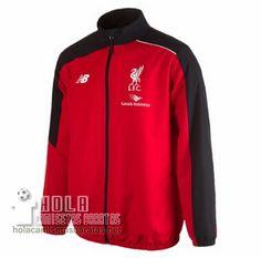 New Balance Chaqueta Rojo Liverpool 2016  €33.0