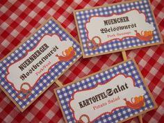 Oktoberfest Birthday Bash, Beer, Bratwurst and Bretzel'n! ♦ℬїт¢ℌαℓї¢їøυ﹩♦