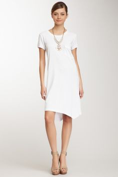 Barbara Lesser Hankey Hem Dress.  I don't like dresses, but I would like this one in a different color!