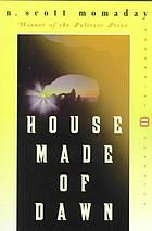 House Made of Dawn by N. Scott Momaday - 1969 Winner of the Pulitzer Prize for Fiction