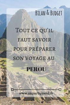 budget trip to Peru – Travel and Tourism Trends 2019 South America Destinations, Road Trip Destinations, South America Travel, Business Trip Packing, Business Travel, Peru Travel, Travel And Tourism, Peru Vacation, Voyager Seul