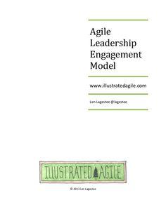 Agile Leadership Engagement Model.